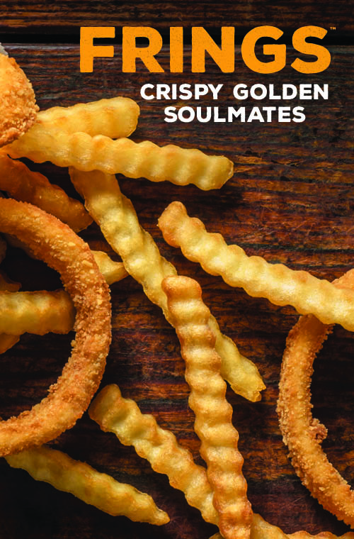 Frings Crispy Golden Soulmates