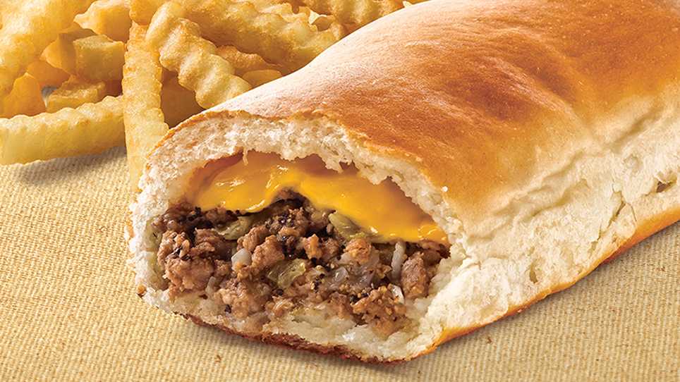Cheese Runza Sandwich